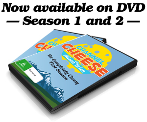 Buy Channel Cheese on DVD